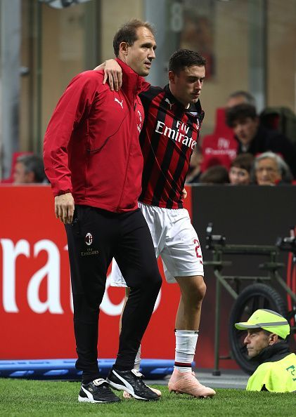 Bonaventura will be out for the season after having a successful knee surgery