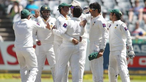 The 1st test between South Africa and Pakistan begins on Boxing Day