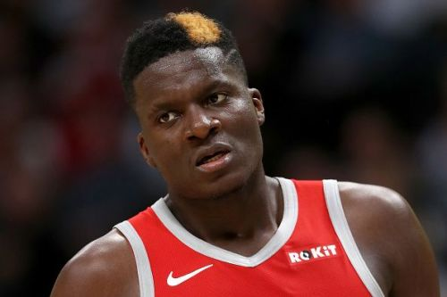 Capela was dominant on the boards