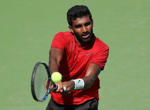 Gunneswaran is currently Indian's no.1 singles player