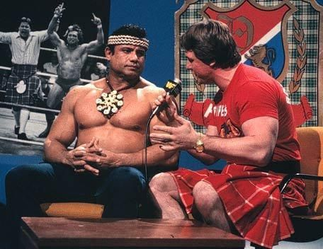 Jimmy Snuka and Roddy Piper are both Hall of Famers