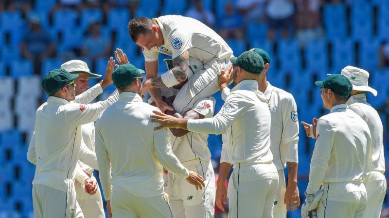 Dale Steyn becomes the highest wicket taker for his Country