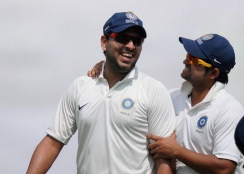 It's just a matter of time that Yuvraj and Raina announce their retirement from Tests