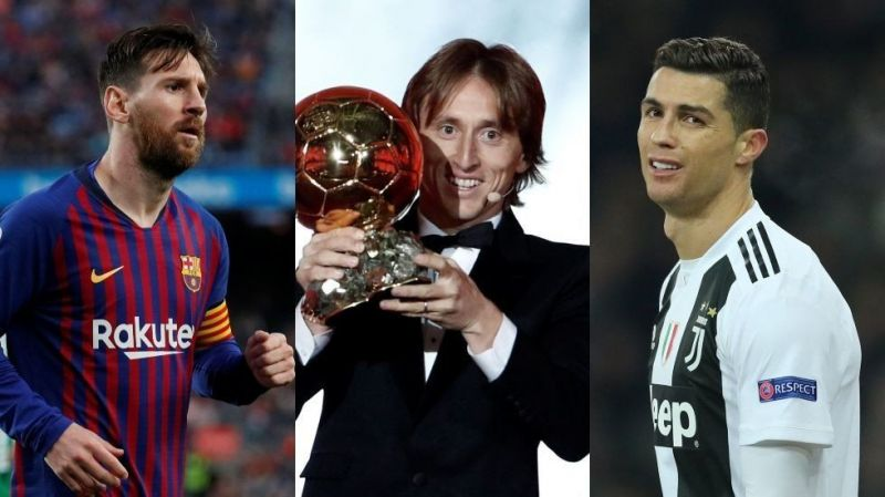64ef87af16a Twitter reacts as Luka Modric hits out at Cristiano Ronaldo   Lionel ...