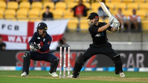 Williamson scored his only double century in 2015 against Sri Lanka