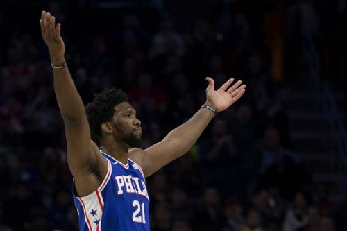 Embiid has continued to improve during the early stages of the 18/19 season