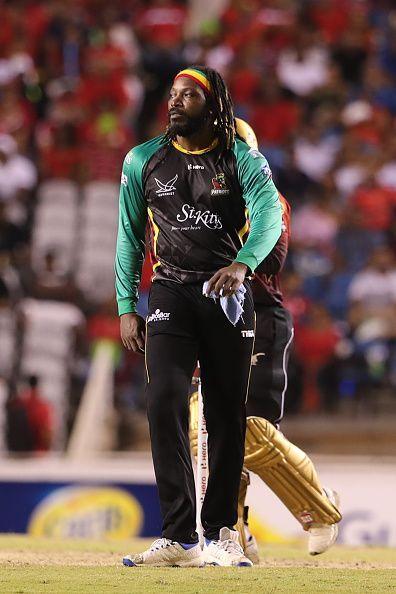 Trinbago Knight Riders v St Kitts and Nevis Patriots - 2018