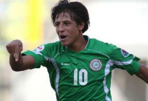 Hassan Ali Kadhim or Mohanad Ali Kadhim will represent Iraq in the Asian Cup (Image: Twitter)