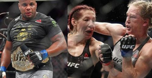 Here are the 5 best UFC pound for pound fighters today