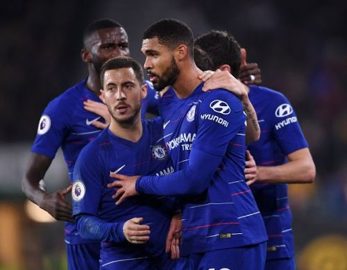 There are no injuries for Chelsea FC