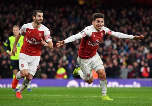Torreira has scored for the second time this season