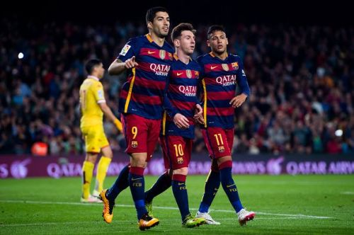 Neymar is a great friend to both Lionel Messi and Luis Suarez