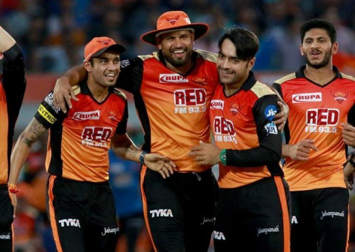 The Sunrisers Hyderabad
