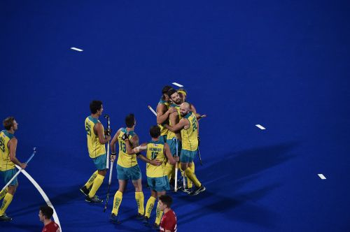 Australia put on a stunning attacking display to get the Bronze medal