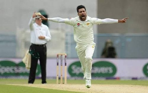 Amir has picked up just three ODI wickets this year