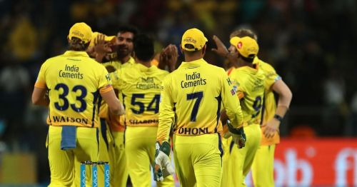 MSD & Co will look to defend the title with their experienced side.