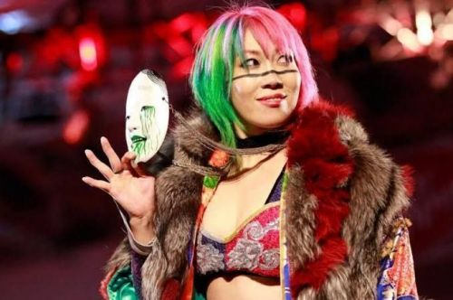 Asuka is rumoured to win the SmackDown Women's championship at TLC