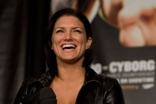 Gina Carano is one of the names that never fought in the UFC