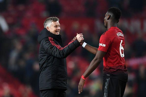 Manchester United are enjoying a resurge