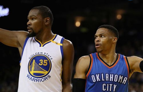 Russell Westbrook has finally passed Kevin Durant's points tally