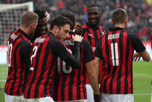 Can AC Milan make it 5 games unbeaten?