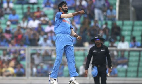 Jasprit Bumrah has been the best bowler of 2018