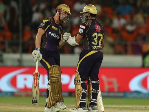 Lynn and Uthappa would make a stable combination at the top