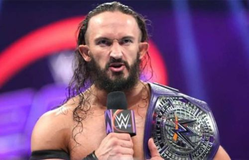 Neville was finally released from WWE earlier this year