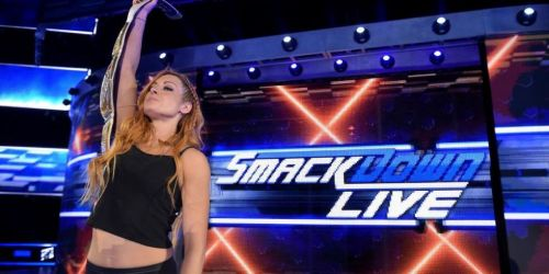 SmackDown Live Women's Champion Becky Lynch has much to celebrate today with her fans