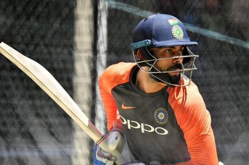 Kohli is touted to break many records by the time he ends his Test career