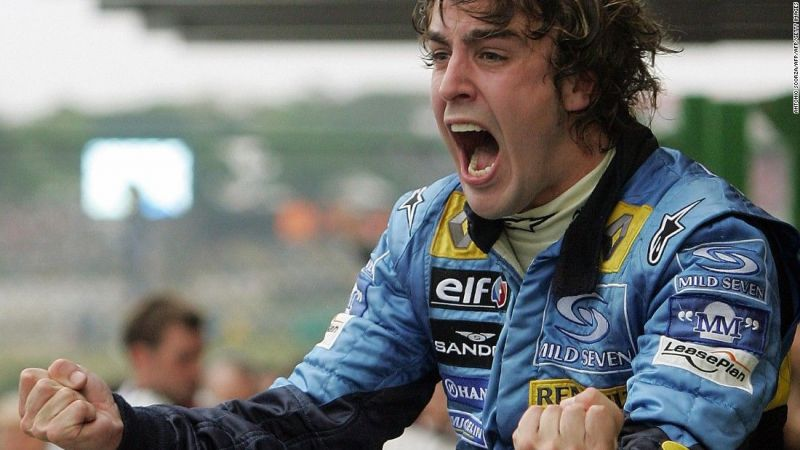 Alonso was the most successful driver Renault ever had