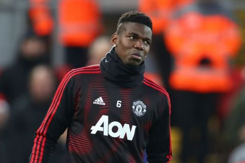 Pogba could make his return