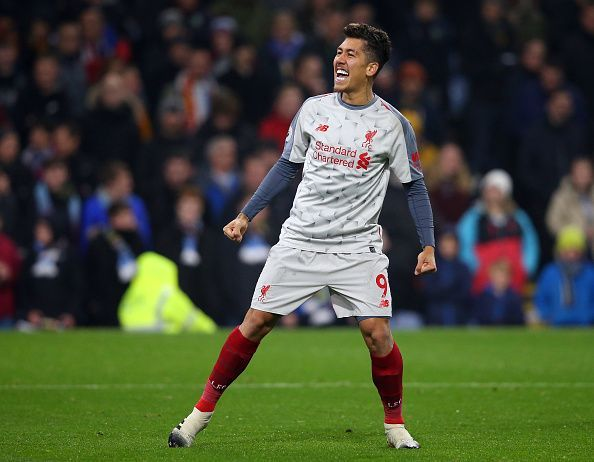 Firmino will be one to watch as Liverpool hosts United