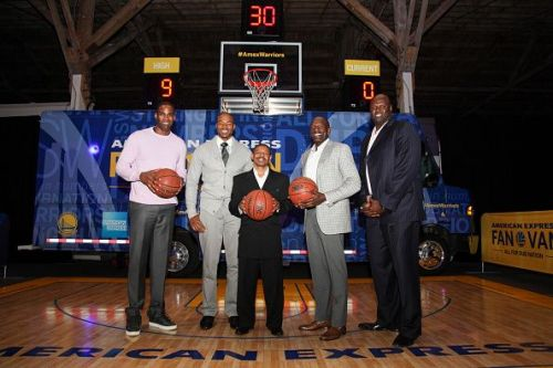 American Express 'All for Dub Nation'