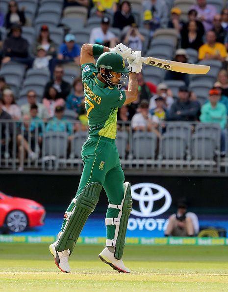 Australia v South Africa - 1st ODI