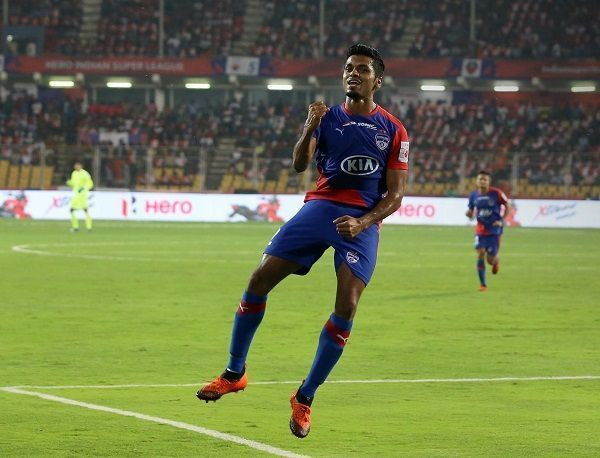 Rahul Bheke has been the stand-out performer for BFC this season