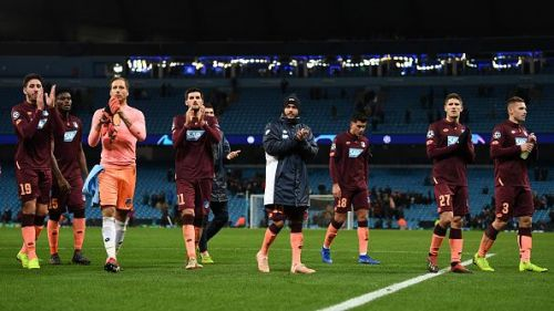 Hoffenheim were brave and took the game to City