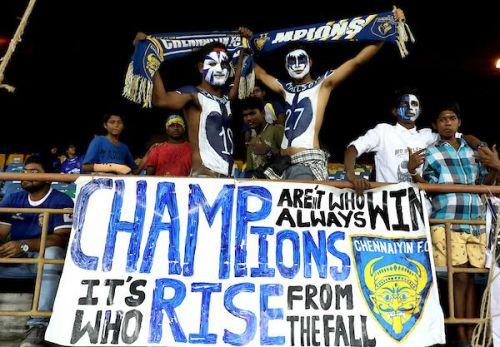 Chennaiyin FC will need to fight back