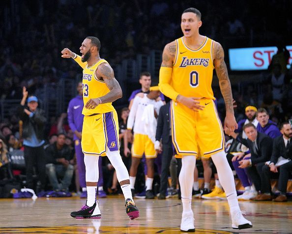 newest a26df 8dd1c NBA 2018-19: Is Kyle Kuzma the second best player on the ...