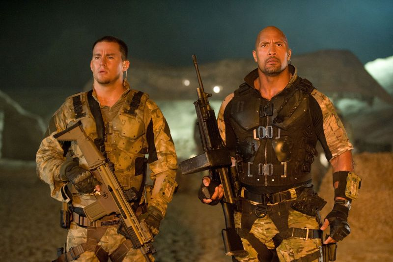 Dwayne Johnson has acted in many super hit movies over the years