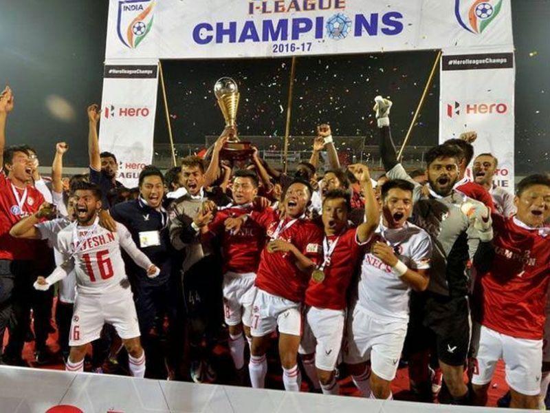 Aizawl FC crowned 2016-17 I-League champions
