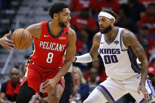 Sacramento Kings v New Orleans Pelicans