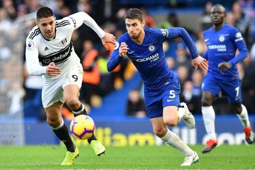 Fulham took on Chelsea at the Stamford Bridge