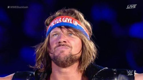 Image result for AJ Styles heel