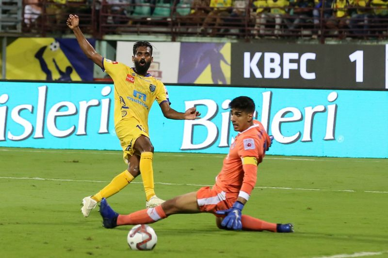 CK Vineeth might pen the deal with Chennaiyin FC