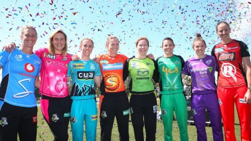 Women's Big Bash League Skippers