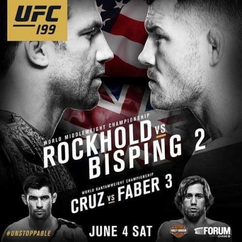 UFC 199 hosted two huge re-matches