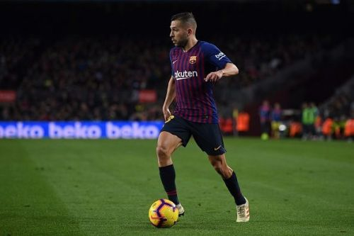 Alba continues to be a threat to opposing defences on the left flank