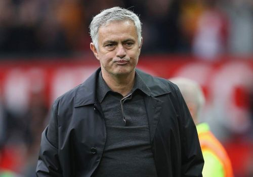 Mourinho's so-called frustrating third season continues to haunt him.