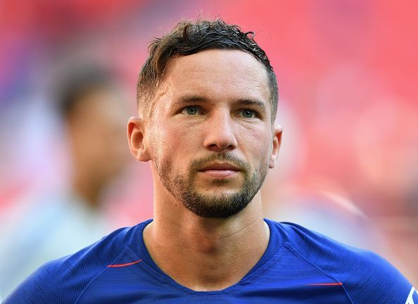 Drinkwater has hardly touched the first team this season.